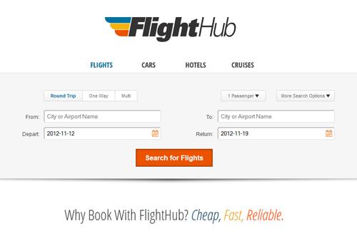 discount online travel service: