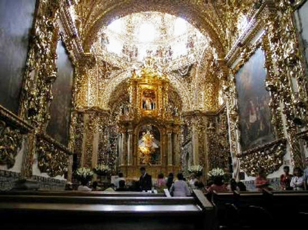 rosary chaple santo domingo