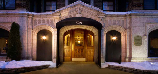 best hotels boystown chicago