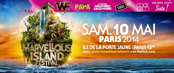 gay paris lgbt event marvellous island