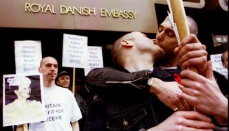 gay marriage denmark