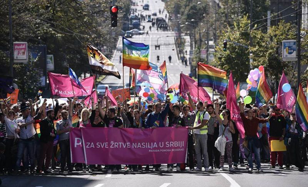 gay travel pride serbia