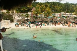 xcaret park hotel mexico