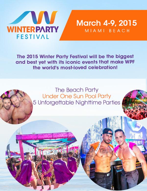 gay miami winter party