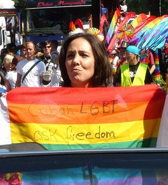 Mariela_Castro castros daughter gay marriage