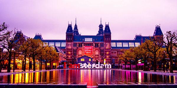 AMSTERDAM-Netherlands-
