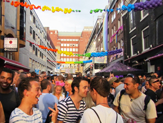 amsterdam gay pride events