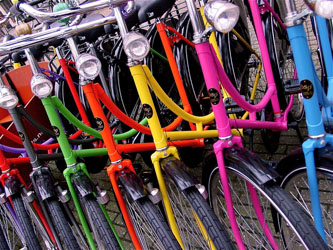 amsterdam gay travel bikes