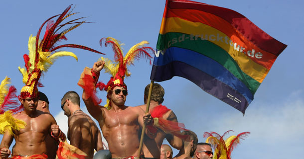 Gay Travel from Around the World